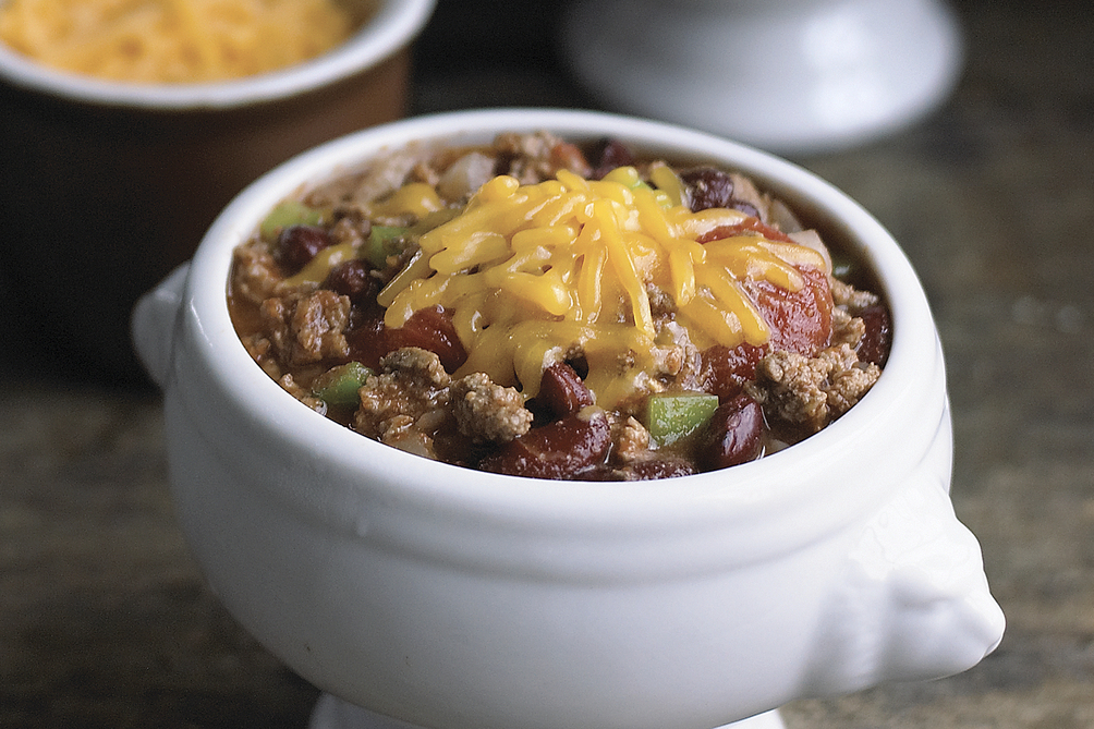 Chili double fromage