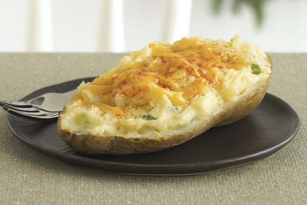 Twice-Baked Potatoes Makeover