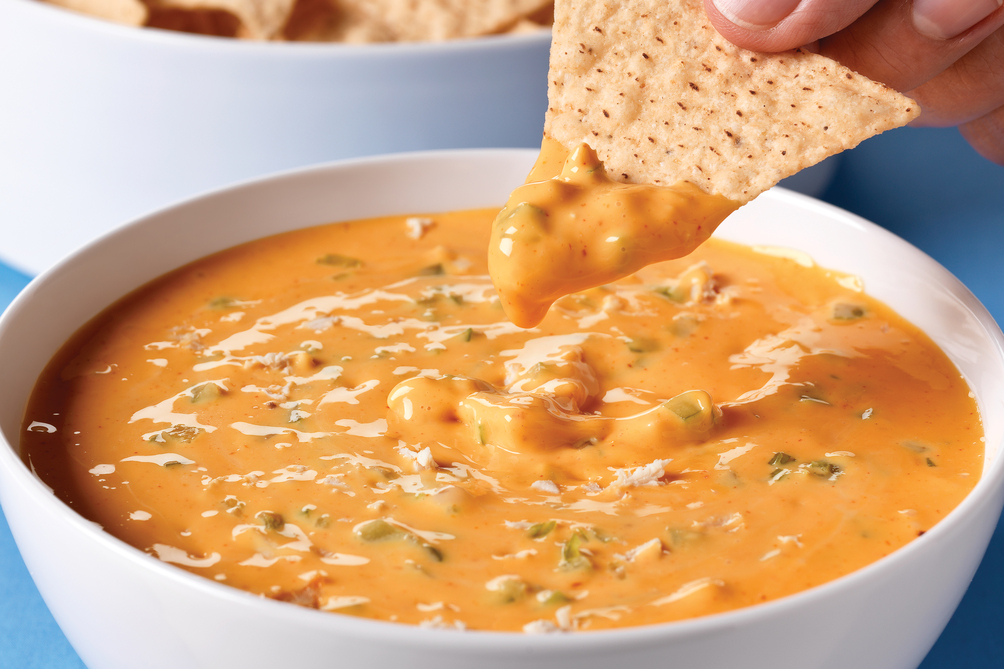 VELVEETA Spicy Buffalo Chicken Dip