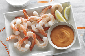 Creamy Shrimp Cocktail