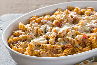 Chicken Mushroom Pasta Bake At Kraft What S Cooking Kraft What S Cooking