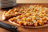 Teenage Mutant Ninja Turtles Macaroni & Cheese Pizza