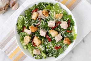 Turkey Caesar Salad