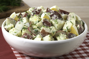 Creole and Dill Potato Salad