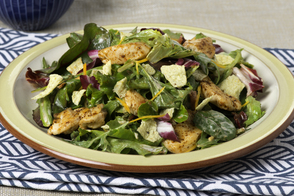 Ranch-Taco Chicken Salad