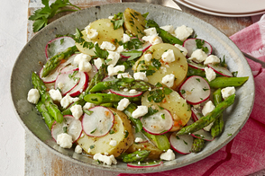 Asparagus-Potato Salad
