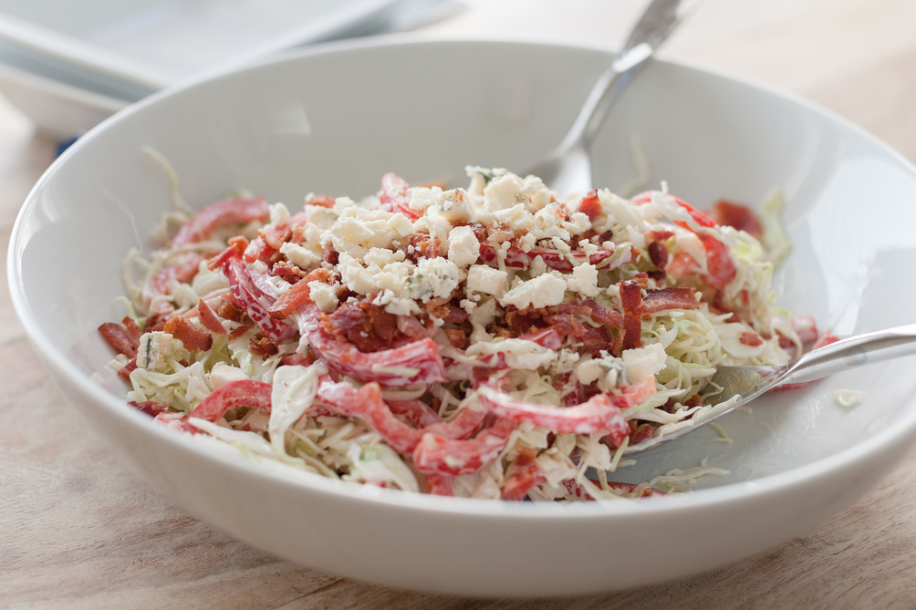 Party-Perfect Coleslaw