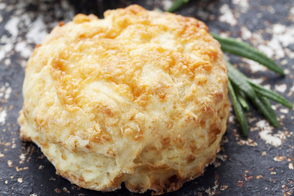 Savoury Oatmeal and Cheddar Scones