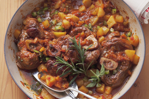 Osso Buco with Potatoes