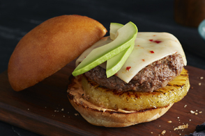 Spicy Jalapeno Cheeseburger
