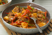 Sweet & Spicy Pork Stir-Fry
