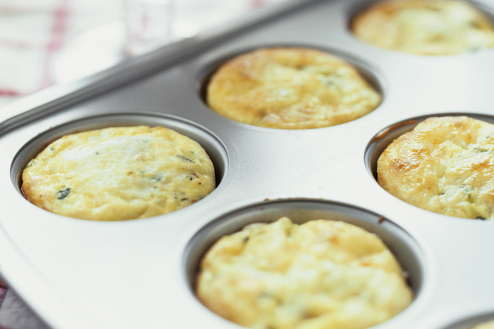 Mini Brunch Frittatas