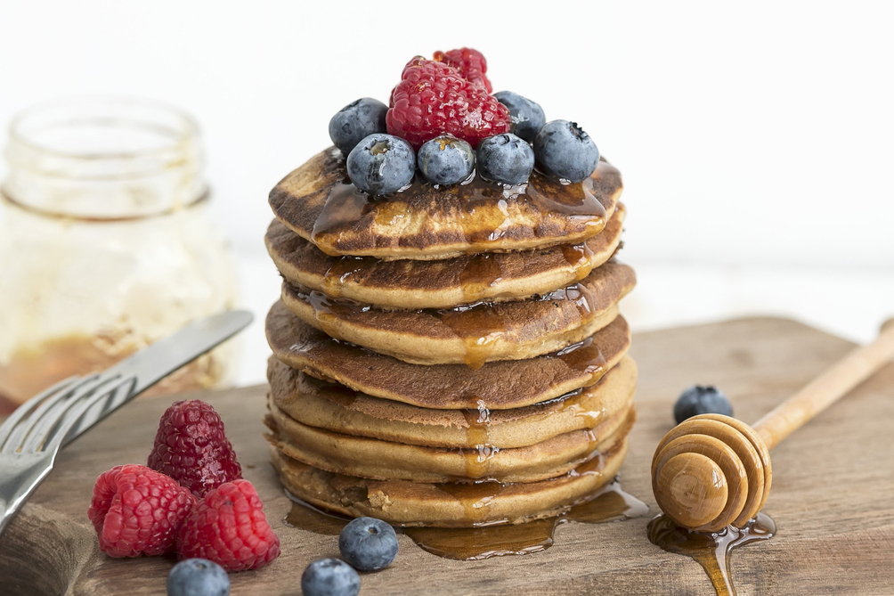 Wake Up Breakfast Pancakes