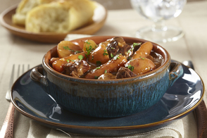 Slow-Cooker Red Wine-Beef Stew