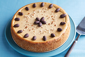 Double-Coffee Cheesecake