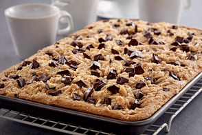 Chocolate Chunk-Streusel Coffee Sheet Cake