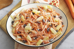 Carrot & Raisin Salad