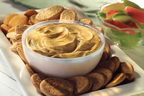 Pumpkin Dessert Cream Cheese Dip