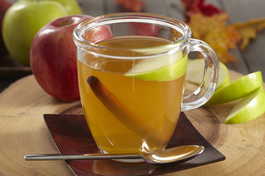 Mulled Ginger Cider