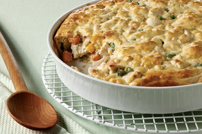 Savoury Chicken Pie Recipe
