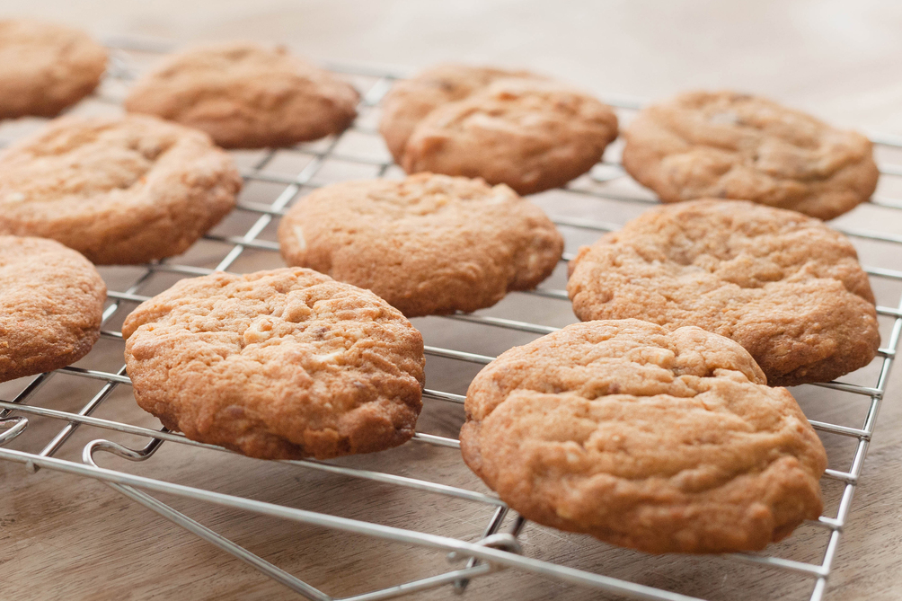 Butterscotch-Toffee Pudding Cookies