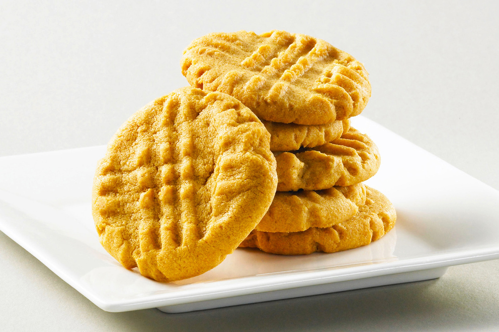 Better-for-You Peanut Butter Cookies