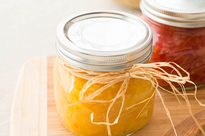 No-Cook Orange Marmalade