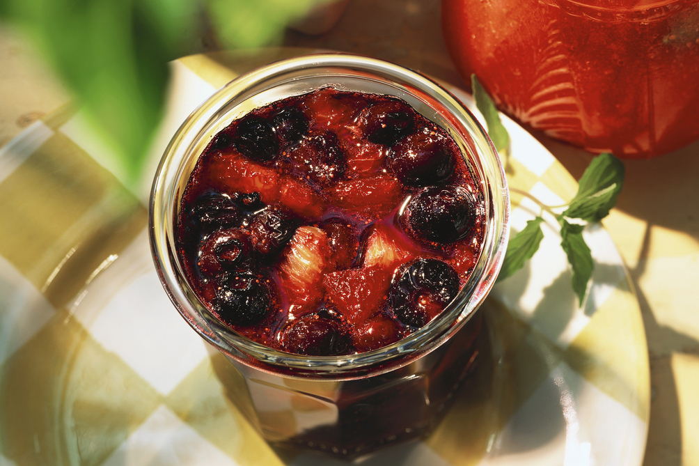 No-Cook Blueberry-Strawberry Jam - CERTO Liquid