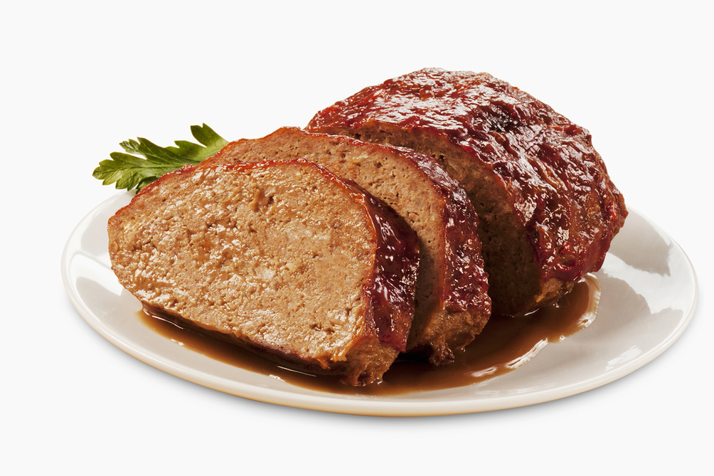 Honey-BBQ Meatloaf with a Kick