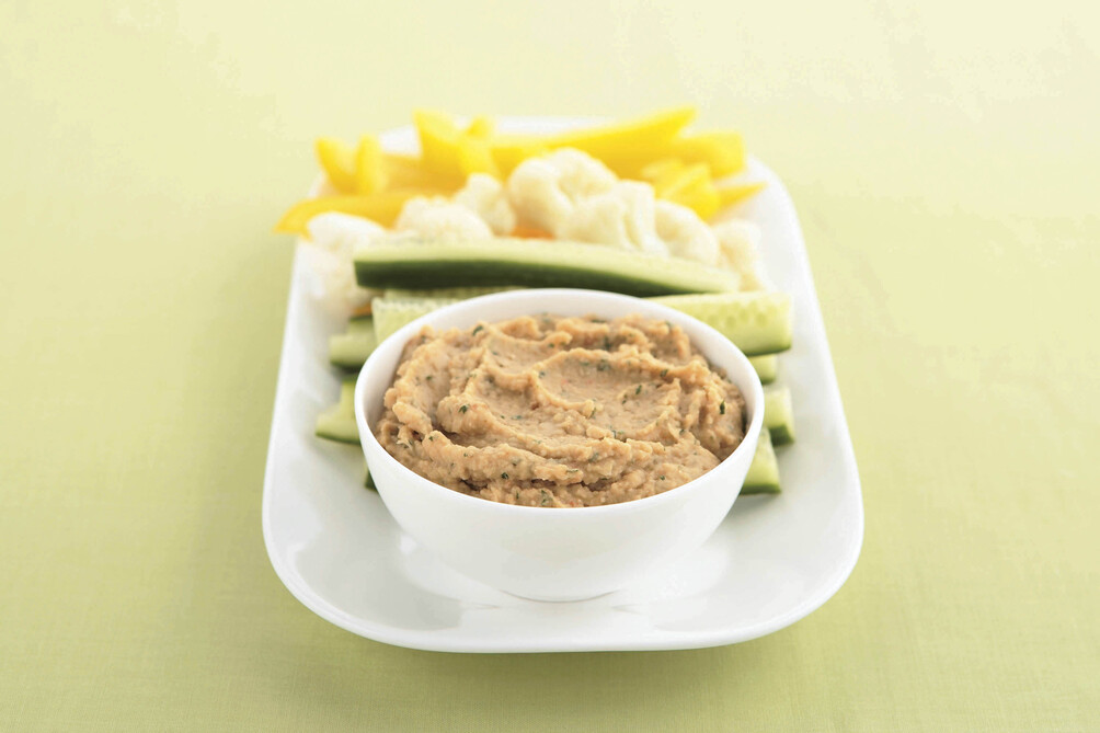 Red Thai Hummus