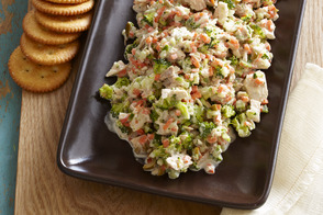 Tuna Chopped Salad Tapenade