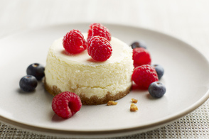 Mini Classic Cheesecakes