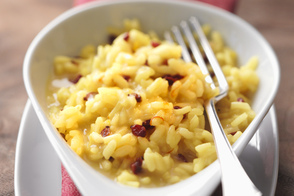Risotto with Crispy Bacon