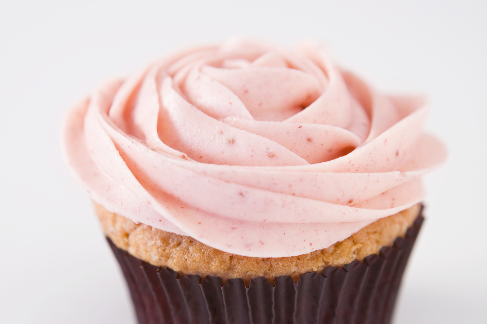 Strawberry-Cream Cheese Frosting