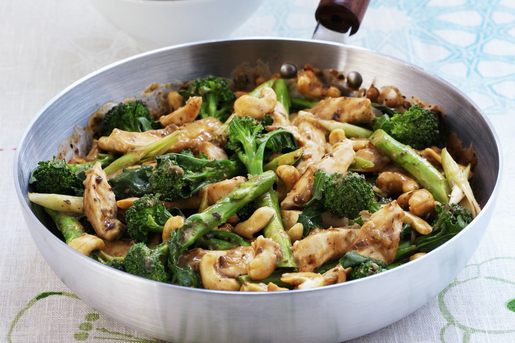 Chicken and Broccoli Quick Stir-Fry