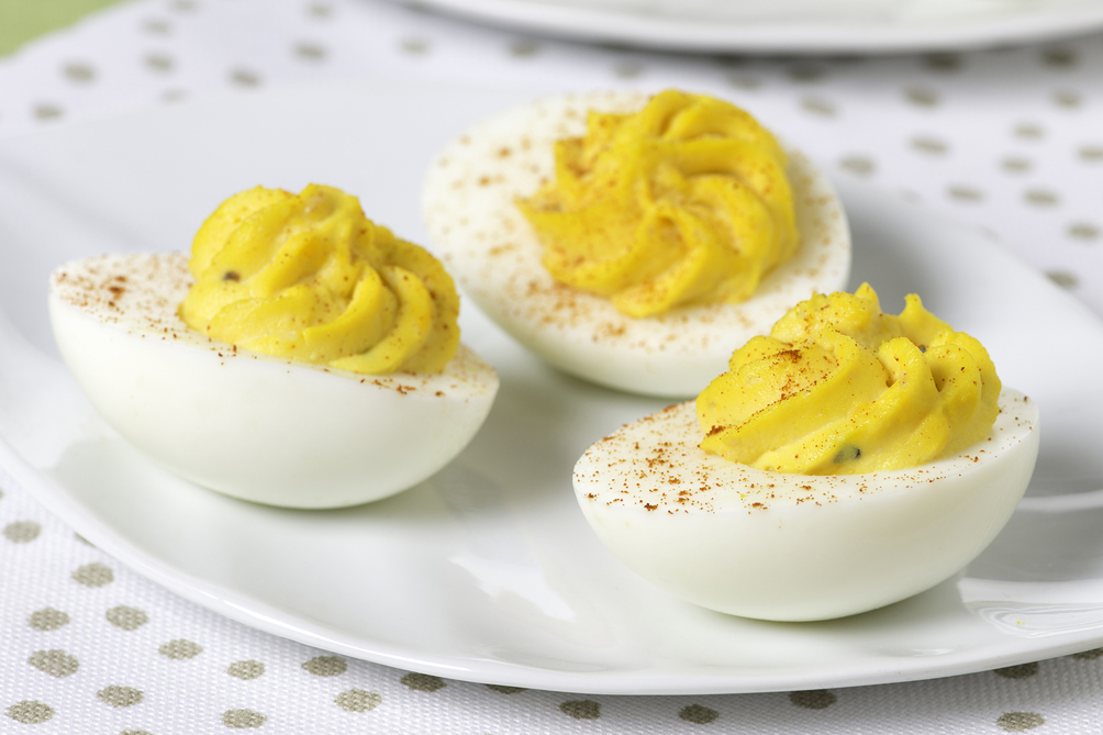 RENÉE'S Devilled Eggs