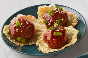 Spicy Korean BBQ Meatballs