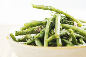 Fresh Green Bean & Dill Salad