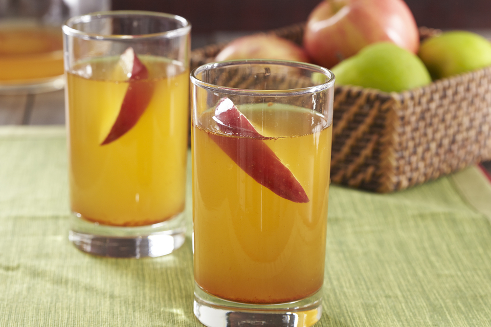 Apple Pie Shrub