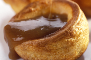 Yorkshire Pudding with Gravy