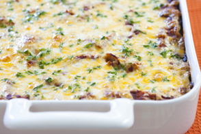 Game-Night Chili Casserole