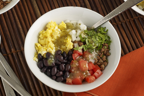 Southwest Sunrise Protein Bowl