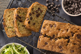 Chocolate-Zucchini Bread