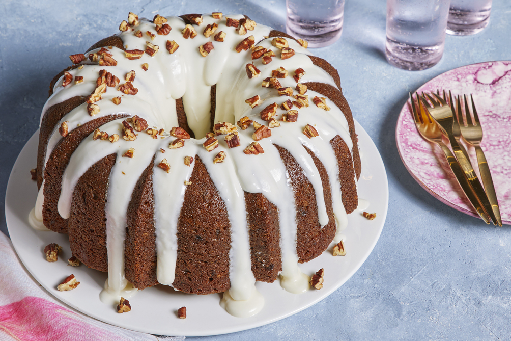 Hummingbird Pound Cake