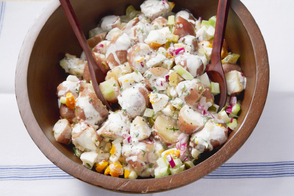 Hearty and Creamy Potato Salad