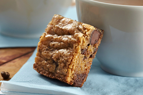 Blonde Coffee Blondies