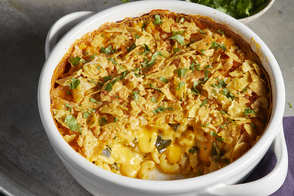 Creamy Southwest Mac & Cheese