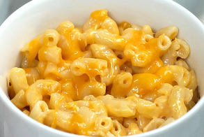Microwave Homemade Mac & Cheese