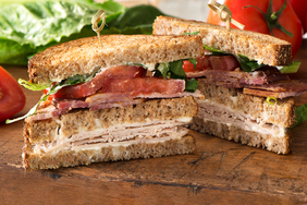 SERIOUSLY GOOD Turkey Club