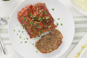 Spicy Electric Pressure Cooker Meatloaf and Potatoes